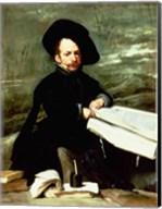 Court Jester, El Primo Fine-Art Print
