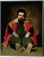 Don Sebastian de Morra Fine-Art Print