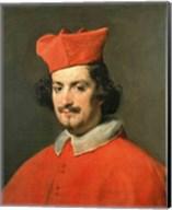 Portrait of Cardinal Camillo Astali Pamphili, 1650 Fine-Art Print