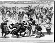 Poster Advertising, 'The Barnum and Bailey Greatest Show on Earth Fine-Art Print