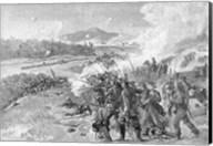 The Battle of Resaca, Georgia, May 14th 1864 Fine-Art Print