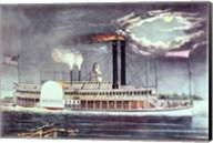 Moonlight on the Mississippi Fine-Art Print