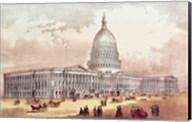 United States Capitol, Washington D.C. Fine-Art Print