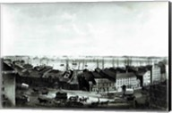 Boston Harbour, 1854 Fine-Art Print