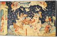 Babylon Invaded by Demons Fine-Art Print