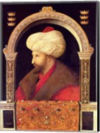 The Sultan Mehmet II Fine-Art Print
