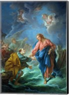 St. Peter Invited to Walk on the Water Fine-Art Print
