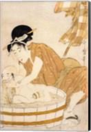 The Bath Fine-Art Print
