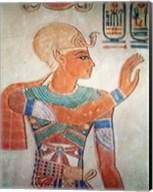 Portrait of Ramesses III Fine-Art Print