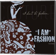 Designers Fashion Fine-Art Print