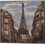 A Moment in Paris I Fine-Art Print