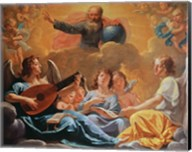 A Concert of Angels Fine-Art Print