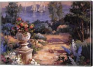 Garden Vista Fine-Art Print