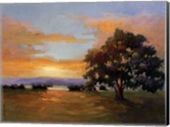 A Sunset Salute Fine-Art Print