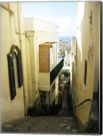 Capri Alley Fine-Art Print