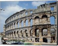 Roman Amphitheater, Pula, Croatia Fine-Art Print