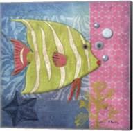 Fantasy Reef II Fine-Art Print
