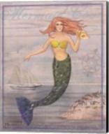 Mermaid Cove Fine-Art Print