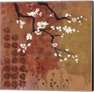 Japanese Branch Floral Fine-Art Print