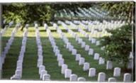 Arlington National Cemetery Arlington Virginia USA Fine-Art Print