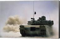 M-2 Tank Fine-Art Print