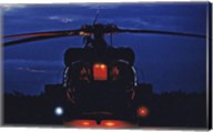 UH-60A Black Hawk Helicopter Fine-Art Print