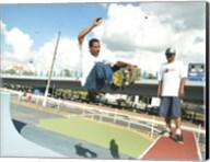 Skate Brasil Fine-Art Print