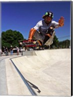 Santa Cruz Skateboard Fine-Art Print