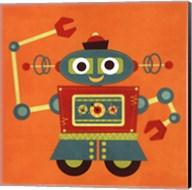 Robot 2 Fine-Art Print