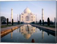 Taj Mahal, Agra, India Fine-Art Print