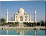 Photo of theTaj Mahal Fine-Art Print
