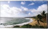 Wailua Beach Kauai Hawaii USA Fine-Art Print