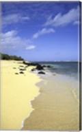 Kauai Hawaii - Sandy Beach Fine-Art Print