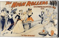 High Rollers Extravaganza Co. Fine-Art Print