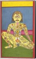 Sapta Chakra, 1899 Fine-Art Print