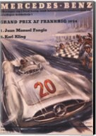 Mercedes Benz 1954 Grand Prix Fine-Art Print
