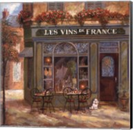 Wine Shop Fine-Art Print