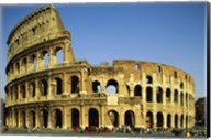 Low angle view of a coliseum, Colosseum, Rome, Italy Landscape Fine-Art Print