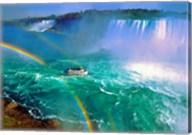 Horseshoe Falls Niagara Falls Ontario, Canada Fine-Art Print