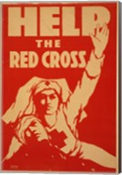 Help the Red Cross Fine-Art Print