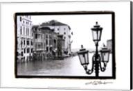 Waterways of Venic XI Fine-Art Print