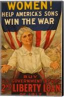 2nd Liberty Loan 1917 Fine-Art Print