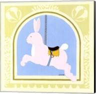 Rabbit Carousel Fine-Art Print