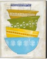 Retro Ware III Fine-Art Print