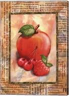 Mixed Fruit I Fine-Art Print