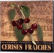 French Cherries Fine-Art Print