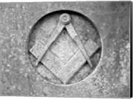 Masons Compass Fine-Art Print