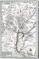Provinces of chaco and surrounding Patroschi Sculp 1700 Fine-Art Print