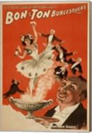 Bon-Ton Burlesquers With Server Fine-Art Print