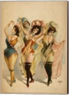 The Gaiety Dancers Fine-Art Print